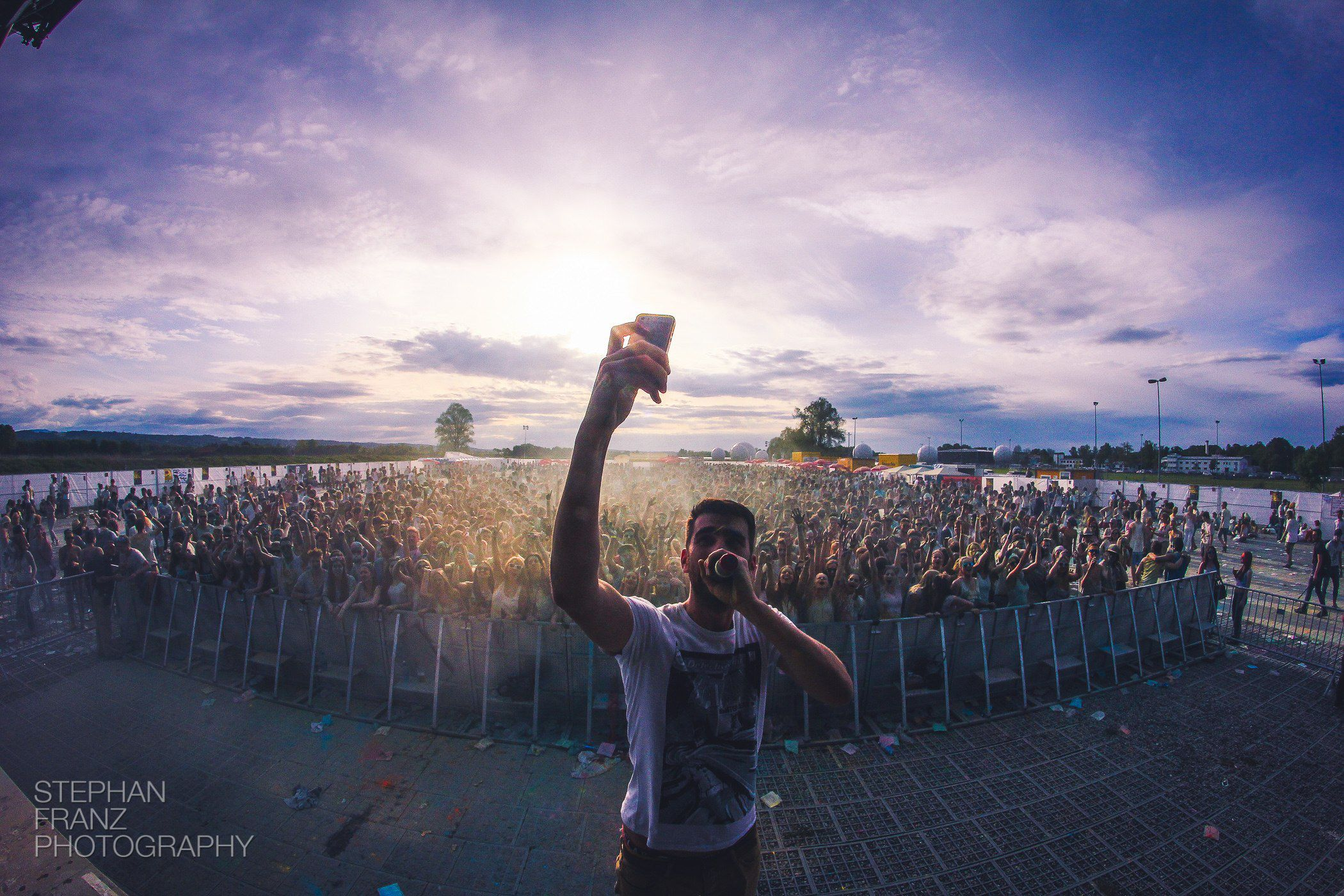 Holi - Fest der Farben 2014 Bad Aibling - Stephan Franz Photography