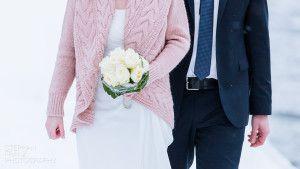 Hochzeit auf der Fraueninsel - Winterhochzeit Chiemsee Fotograf Rosenheim Stephan Franz Photography